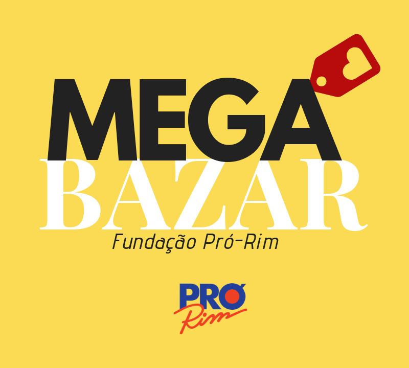 3871def16 Pró-Rim promove Mega Bazar Social na Semana da Páscoa