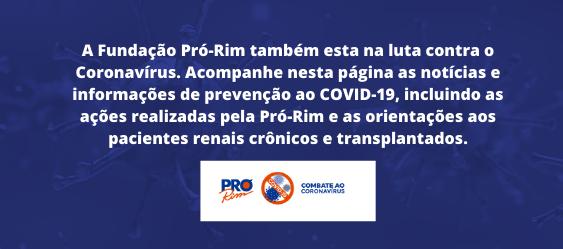 Confira as notícias e orientações sobre o Coronavírus (3)